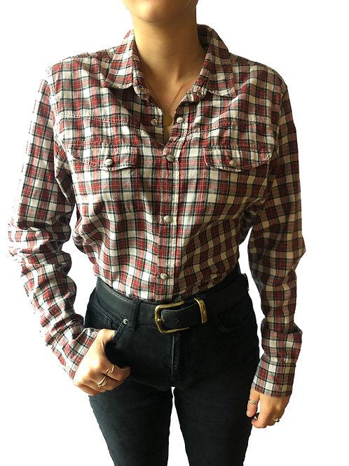 Sandro Western Shirt
