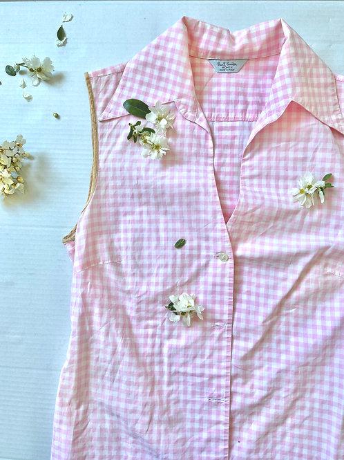 Paul Smith Gingham Printed Shirt