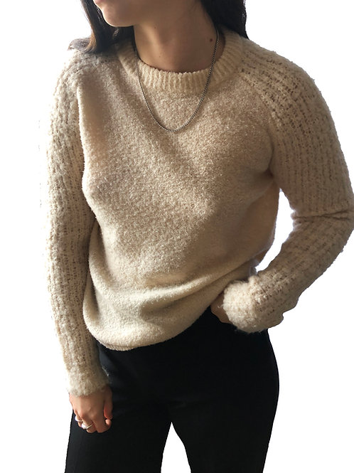 Theory Ivory Jumper