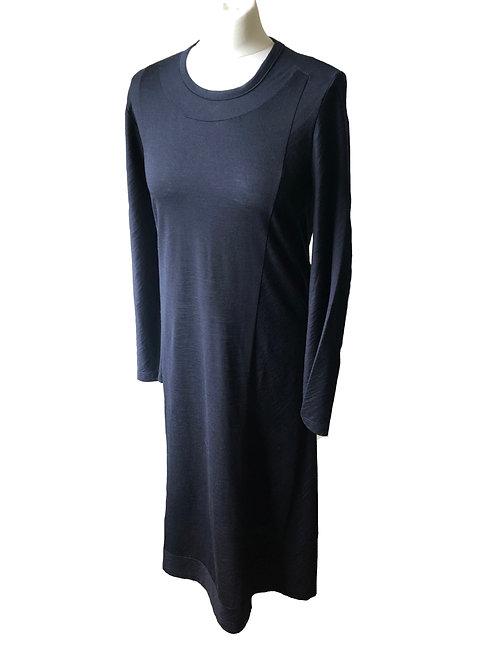 Comme des Garcons Navy Dress