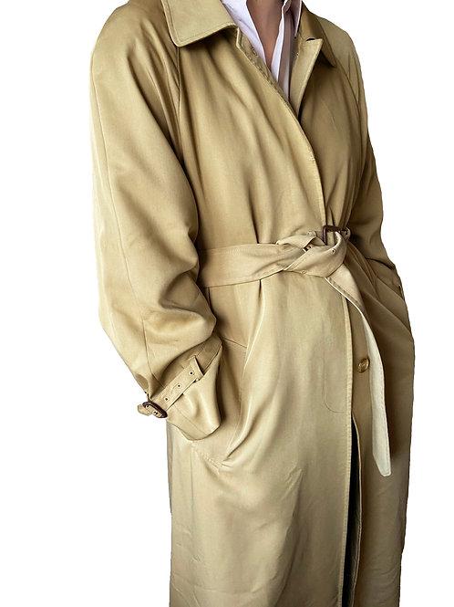 Aquascutum Vintage Trench Coat