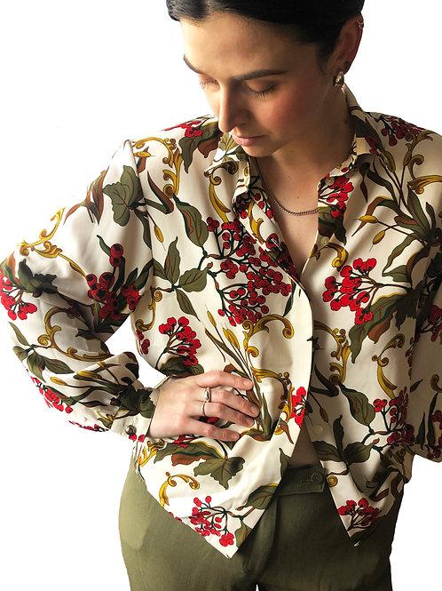 Designer Printed Blouse