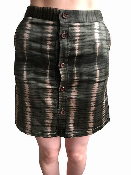 A.P.C. Printed Skirt