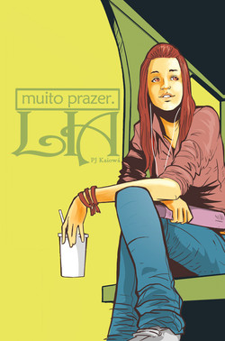 MUITO PRAZER. LIA
