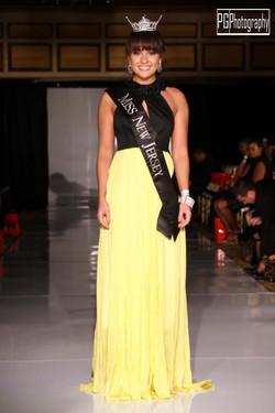 Miss New Jersey Brenna Weick