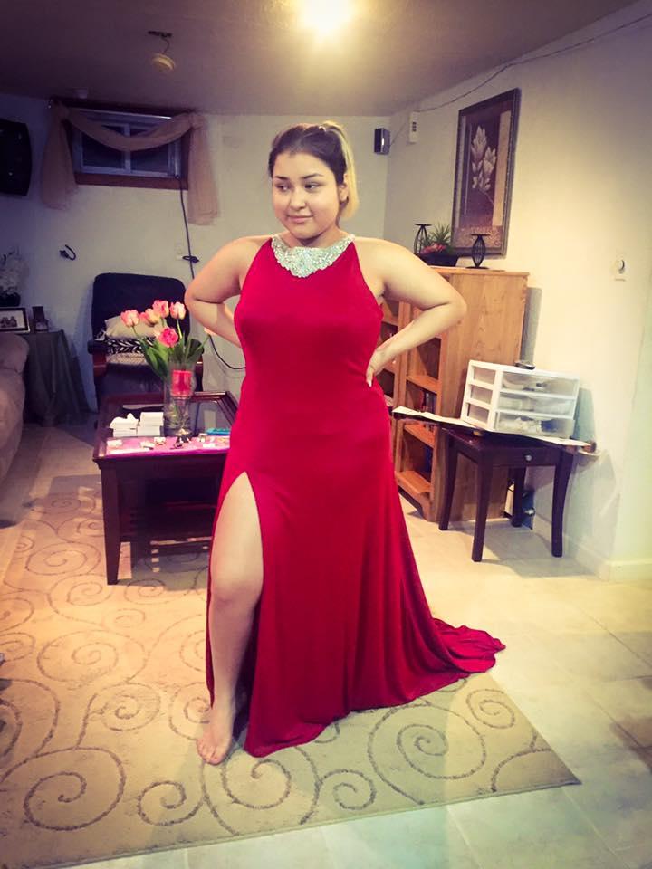 Jessica - Prom