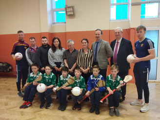 Plunketts supporting our local Primary Schools