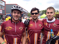 Annual 100Km Cycle 2015