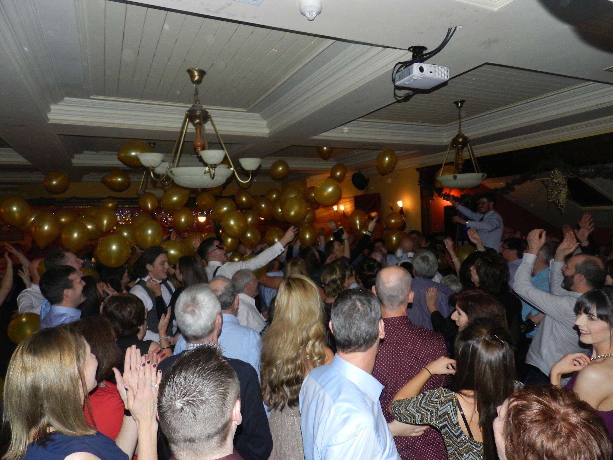New Years Eve Ball 2015
