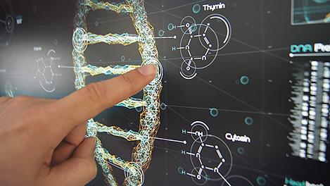 Dreamgon Ventuz Interactive DNA