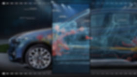 Dreamgon Ventuz Intractive BMW xray UE4