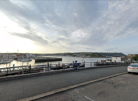 27/02/2020 – Plymouth – White Light Sighting