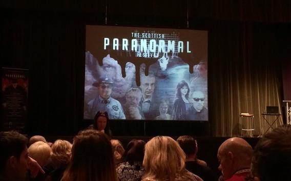 Scottish Paranormal Festival 2014