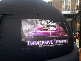 London Immersive Theatres Event 2014