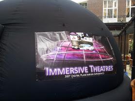 London Immersive Theatres Event 2014