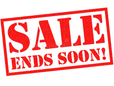 Last Days of the UFO Wave Merch Store Launch Sale!