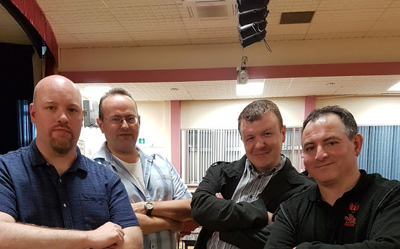 Swansea UFO Network Conference 2017
