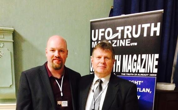 UFO Truth Magazine Conference 2015