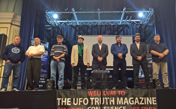 UFO Truth Magazine Conference 2018