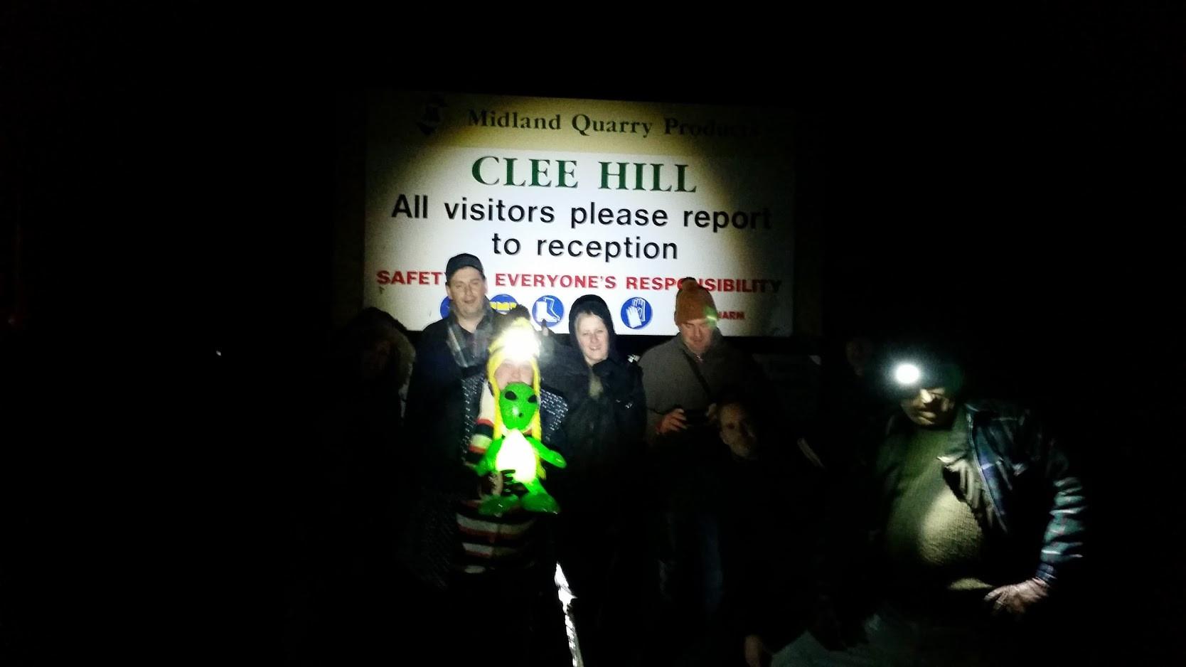 Clee Hills Sky Watch 2017
