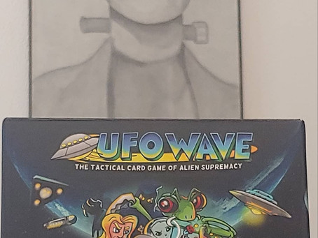 Eater Of Meeples UFO Wave Recommendation