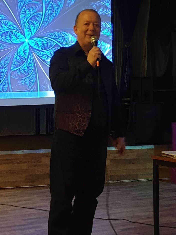 John Blackburn Lecture Apr 2019
