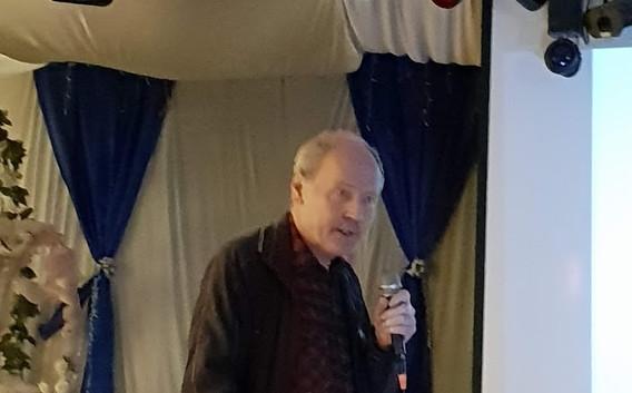 Peter McCue Lecture 2018