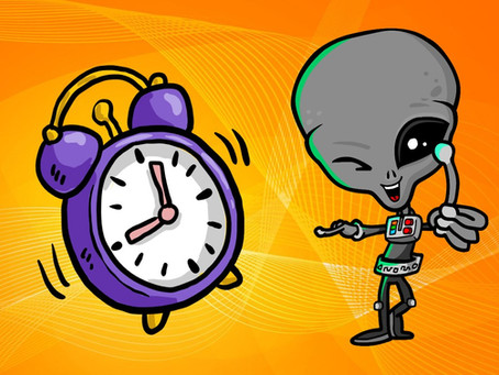 Change To UFO Wave Kickstarter Launch Date!