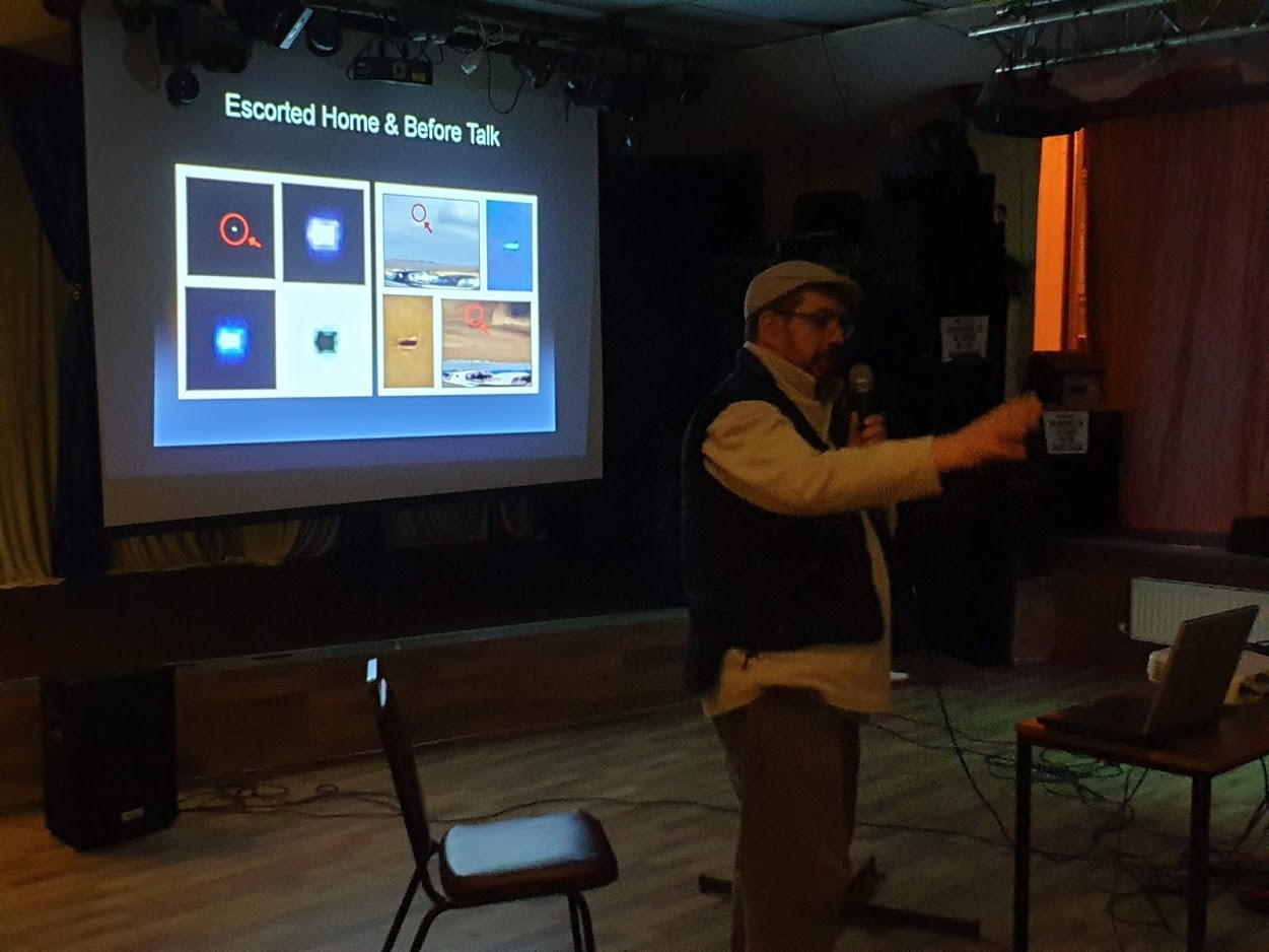 Tony Topping Lecture March 2019