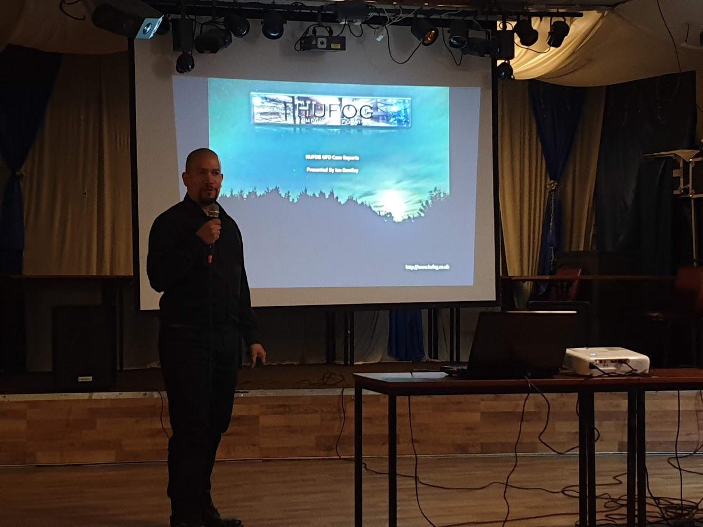 Ian Bentley Lecture May 2019