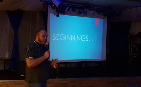 Kieran Woodhouse Lecture 2018