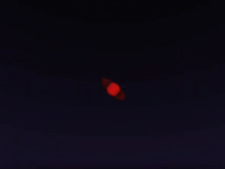 03/11/2007 - Quinton - White & Red Square Grid UFO Photographs