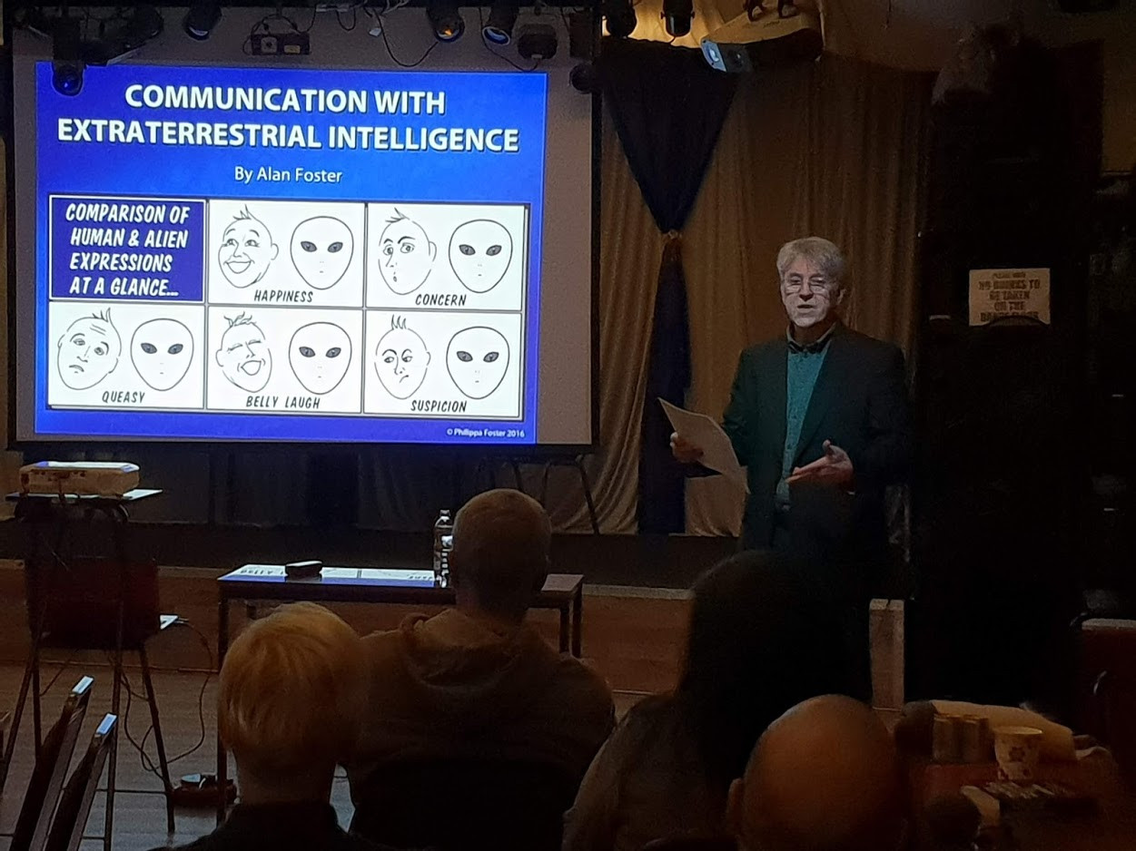Alan Foster Lecture Jan 2019