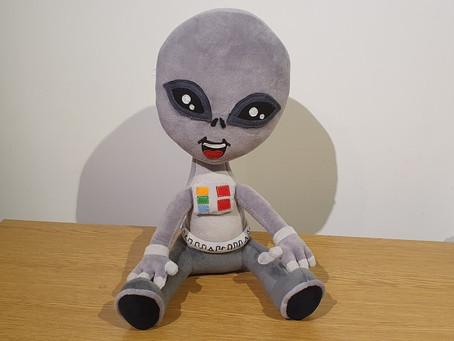 UFO Wave's Mascot Video