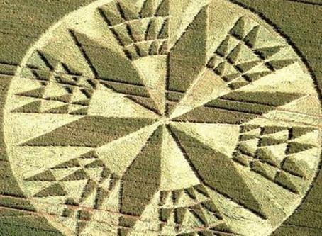 Corley Crop Circle 2012