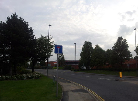 08/10/2013 – Tile Hill, Coventry – Lit UFO Sighting