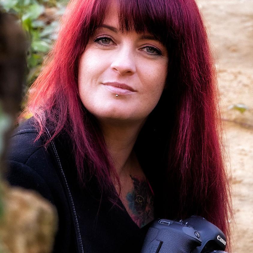Corrine Gretton-West - Paranormal & UFO Photography