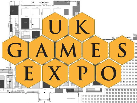 UK Games Expo Update