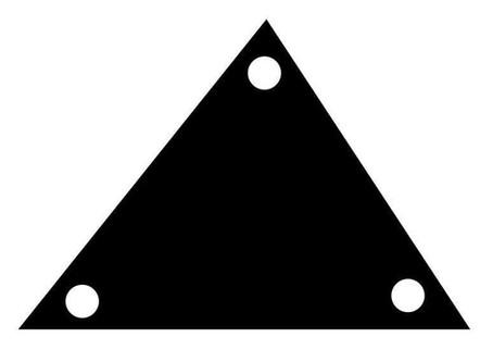 September 2009 - Enville - Flying Triangle Sighting