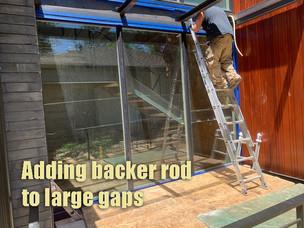 Backer rod