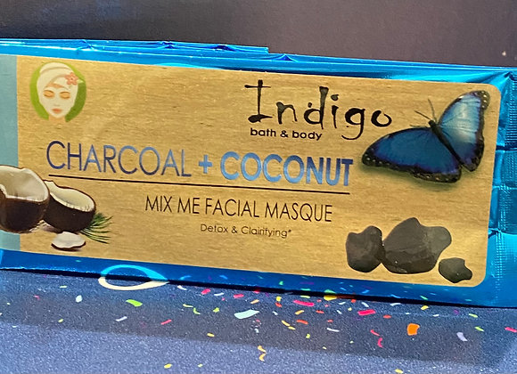 Charcoal & Coconut Masque