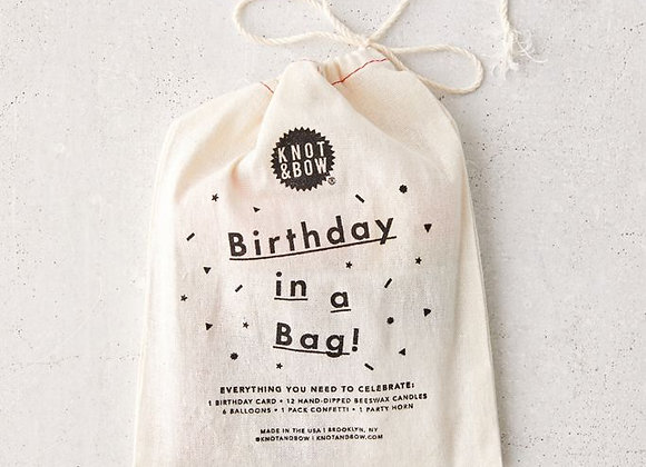 KNOT & BOW Birthday In A Bag