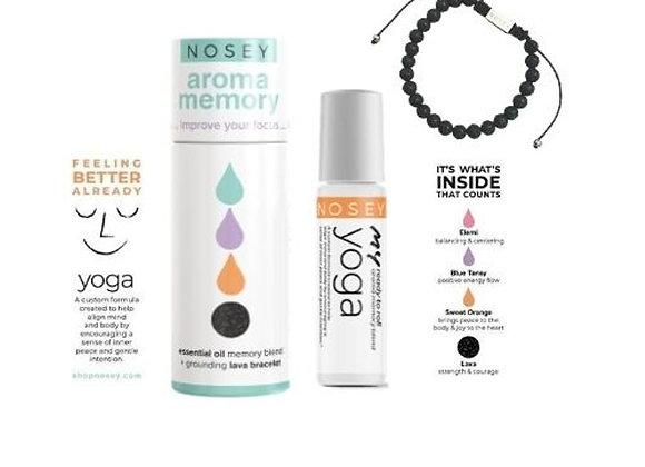 Nosey Yoga Aroma Memory Bracelet