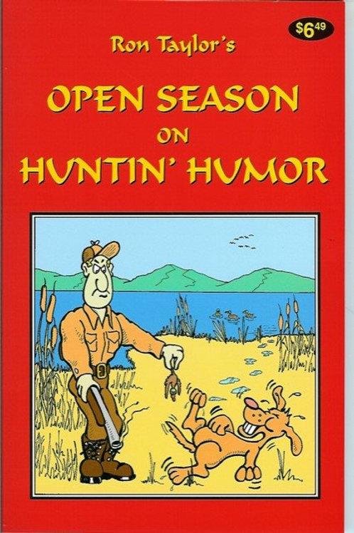Open Season on Huntin' Humor