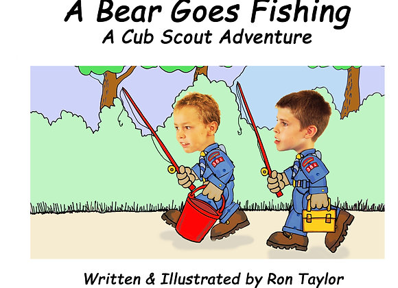 A Bear Goes Fishing