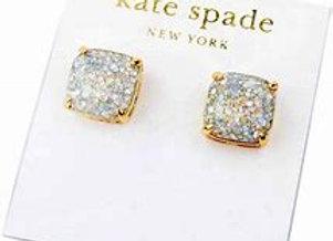Kate Spade Glitter Earrings