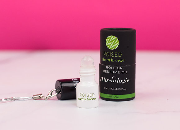 Mixologie Poised (Clean Breeze) Roll on / Clip