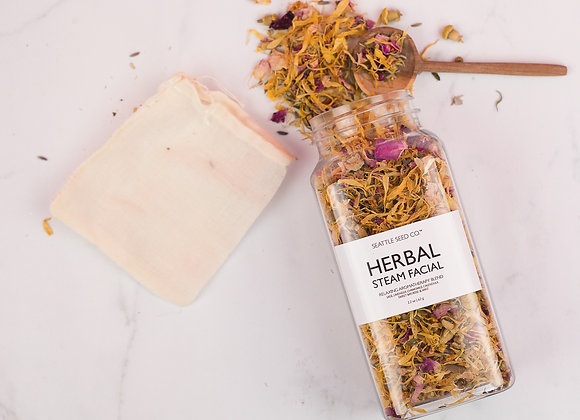 Herbal Steam Facial Seattle Seed Co