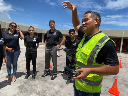 Drone business plans to deliver messages, takeout food