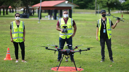 """""""Drone aviation business cleared for takeoff"""""""